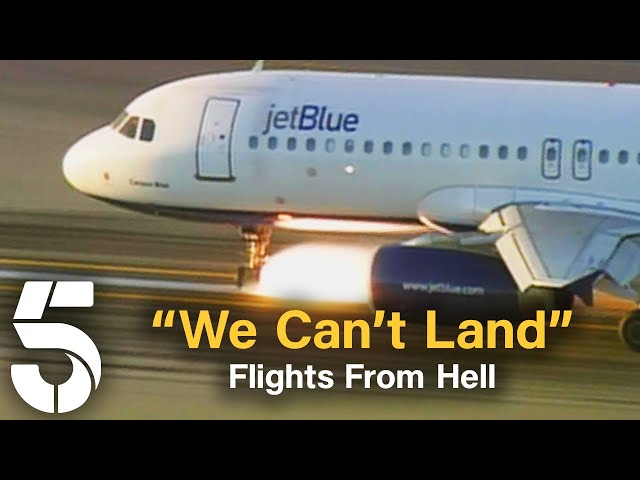 """""""We Are Going To Crash Land!"""" 