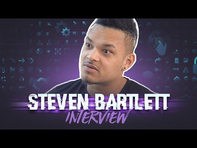 Steven Bartlett: Broke Student to Multi-Millionaire Social Media Influencer By 23