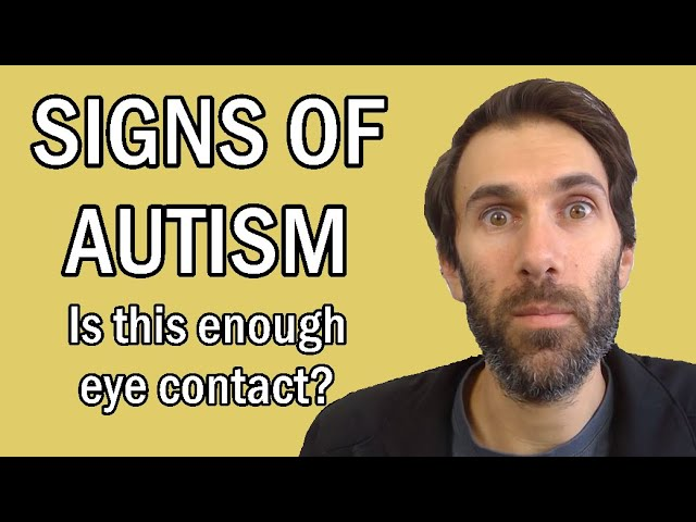 7 Signs of Autism in Men (DSM-5 Symptoms of Autism/Aspergers in High Functioning Autistic Adults)