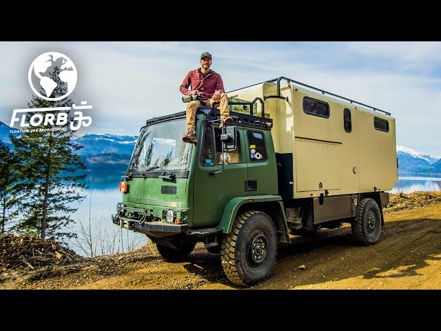 Is this Overlanding Truck the Best Vehicle Ever?
