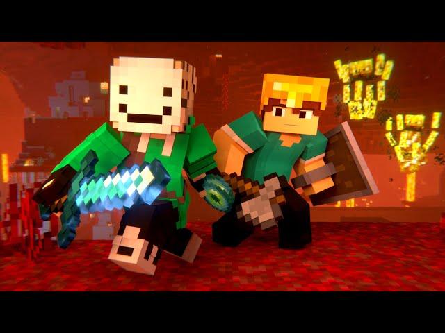 SPEEDRUN (Minecraft Animation)