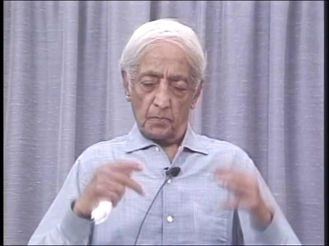 Understanding problems, and the art of living   J. Krishnamurti