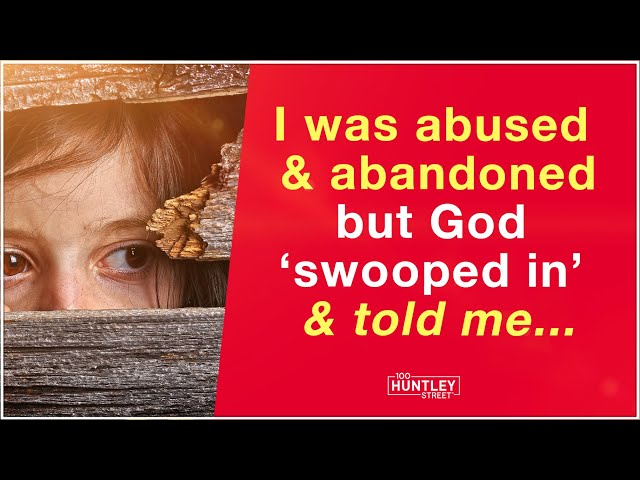 After trauma, God 'swooped in' and told me...