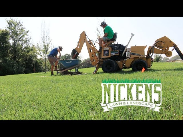 Irrigation Install | Learning the Ropes