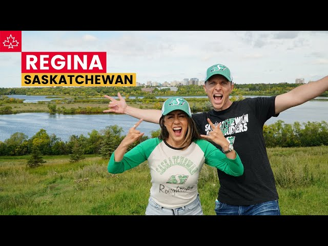Saskatchewan Travel Guide: Best Things to Do in REGINA (Canada)