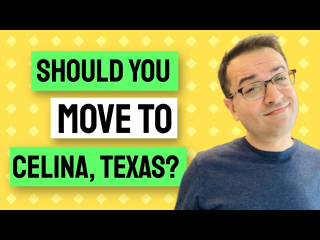Celina Texas Pros and Cons | Should you be moving to Celina TX??