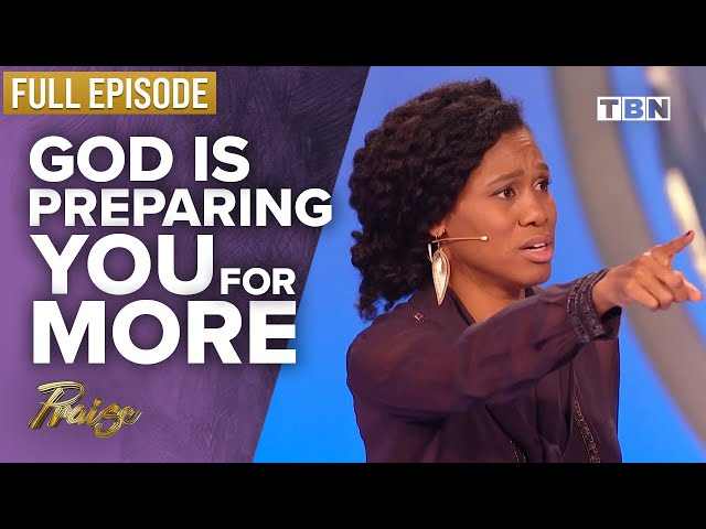 Priscilla Shirer: You're Right Where You Need to Be | FULL EPISODE | Praise on TBN