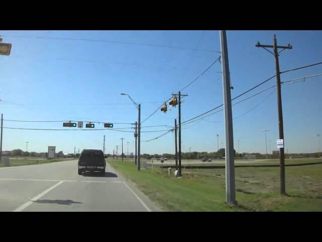 Little Elm TX Driving Tour