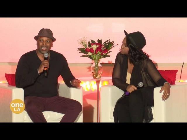 The Love Talk | Touré & Sarah Jakes Roberts