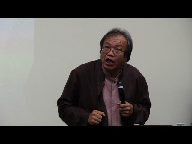 成大藝術中心主任蕭瓊瑞教授講: 走過台灣美術的長廊(上) @20170726洛杉磯台灣會館
