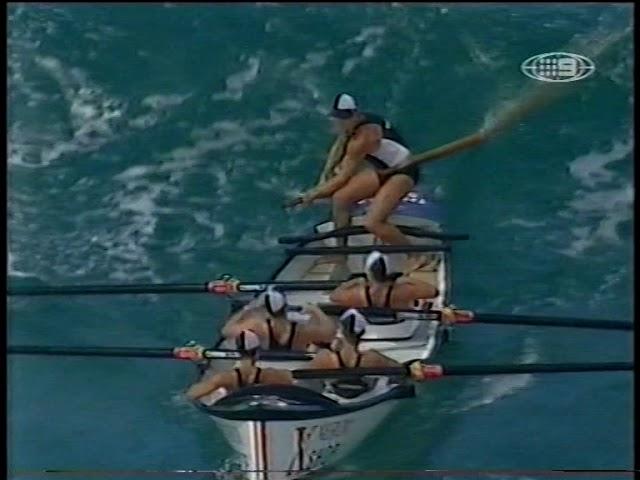 2001 U21 Men's Australian Surfboat Final