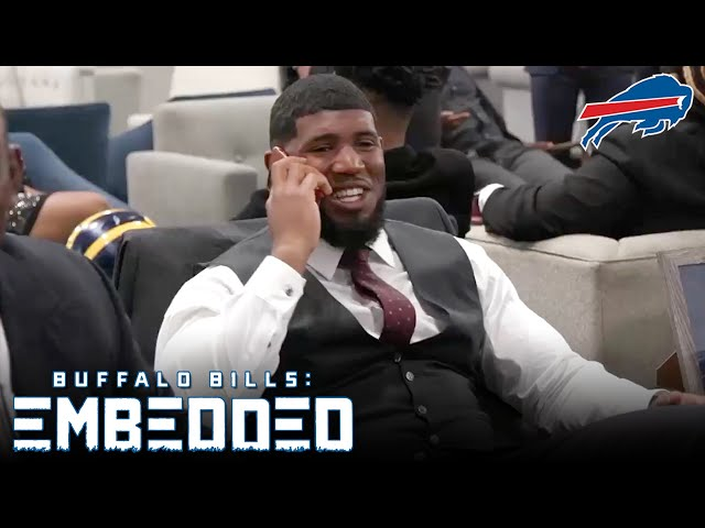 Bills: Embedded 2019: Inside the Scouting Combine and NFL Draft (Ep. 2)