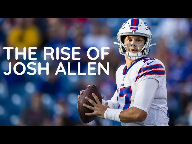 NFL The Rise Of Josh Allen (Documentary)