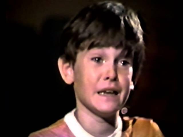 "Henry Thomas audition för E.T. ""Ok kid, you got the job""."
