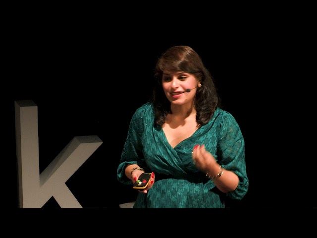 Why We Fear And Hold Back From What We Want | Stuti Singh | TEDxSevenoaks