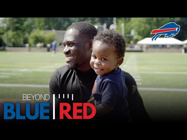 Tre'Davious White Is a Fun-Loving Leader On & Off the Field   Beyond Blue & Red