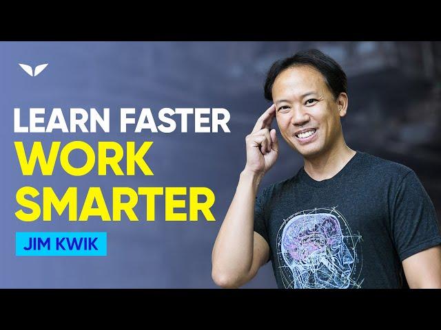 Unleash Your Super Brain To Learn Faster | Jim Kwik