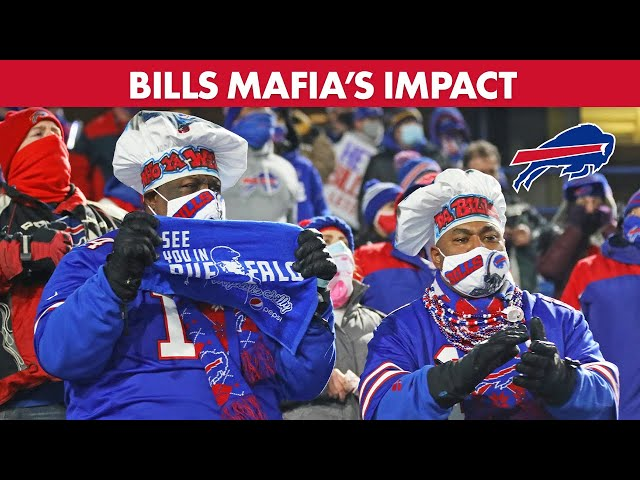 Fans' Dedication & Influence Propels Buffalo Bills to 1st AFC Championship Game in 27 Years