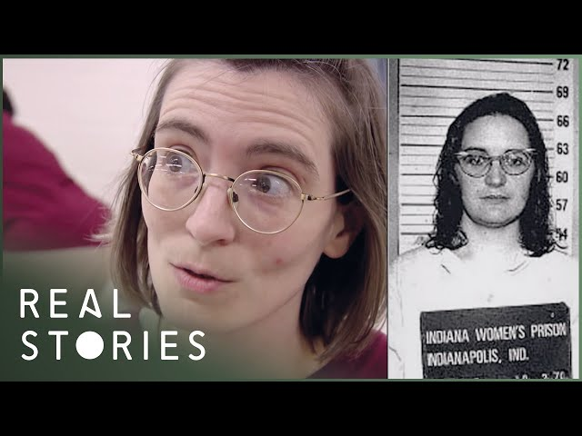 Prison For Life: Women's Maximum Security Prison (Sir Trevor McDonald Documentary)   Real Stories
