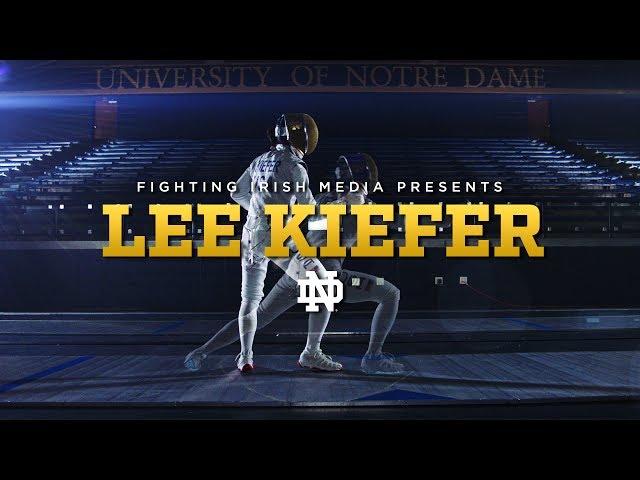 Fighting Irish Media Presents: Lee Kiefer