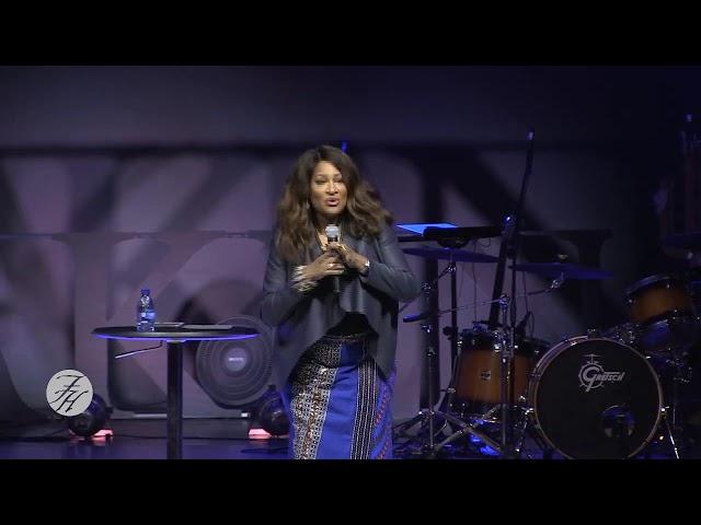 Fathers House Church Guest Preacher - Michelle Mckinney Hammond