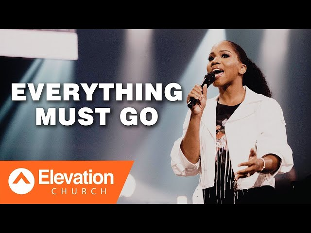 Everything Must Go   Pastor Sarah Jakes Roberts