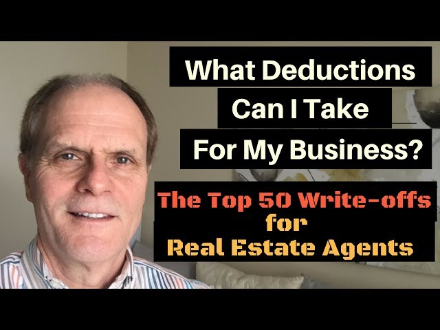 What Deductions Can I Take For My Business