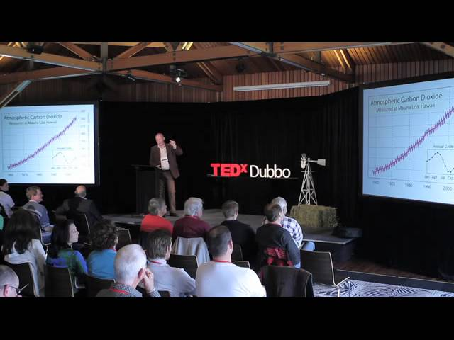 Soil carbon -- Putting carbon back where it belongs -- In the Earth   Tony Lovell   TEDxDubbo