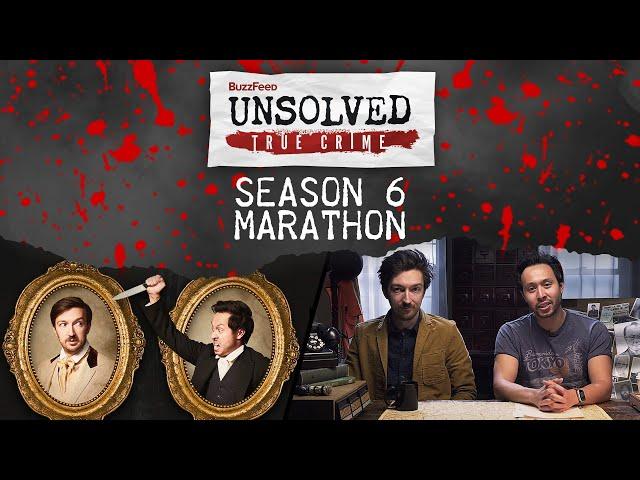 Unsolved True Crime Season 6 Marathon