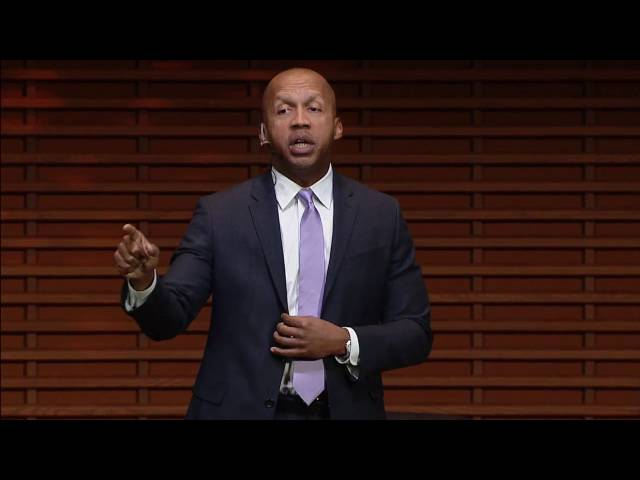 Just Mercy: Race and the Criminal Justice System with Bryan Stevenson
