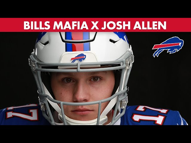 Josh Allen's Path to Success & His Evolution | Buffalo Bills