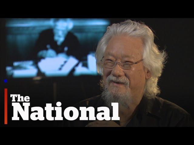 David Suzuki reflects on his last 80 years