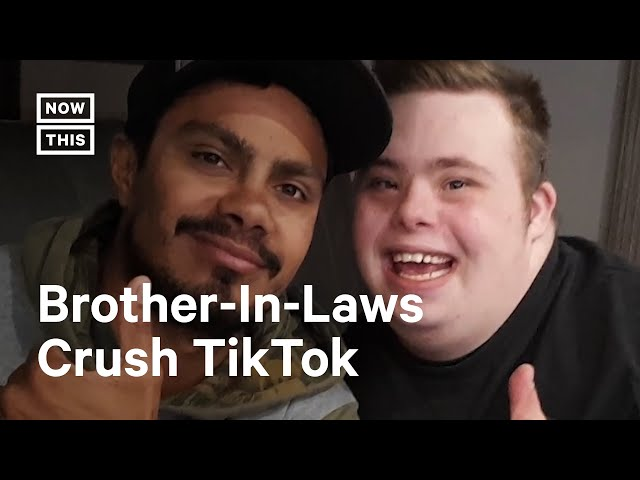Brothers-in-Law Share Hilarious Antics on TikTok
