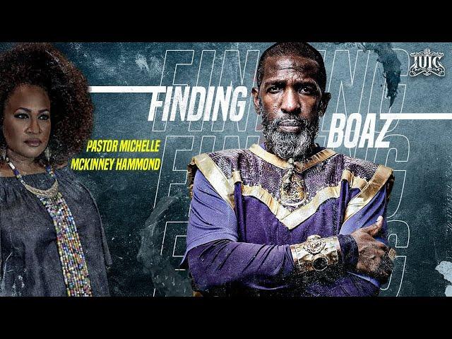 #IUIC | MICHELLE MCKINNEY HAMMOND FINDING BOAZ | #SHOUTOUTTUESDAY