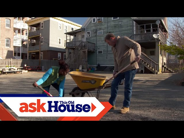 How to Repair an Asphalt Pothole | Ask This Old House