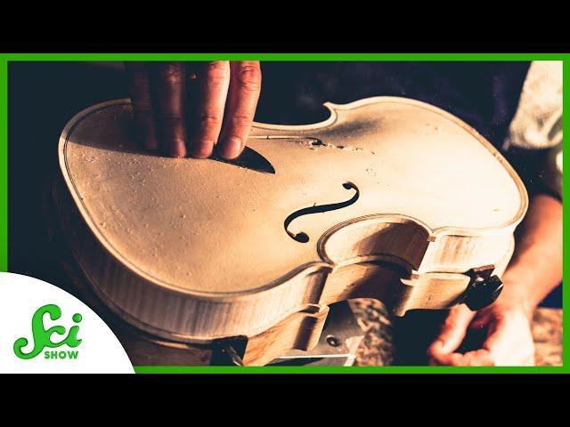Why Can't We Make New Stradivari Violins?