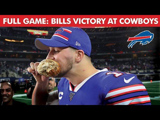 Buffalo Bills vs. Dallas Cowboys Week 13, 2019 FULL Game