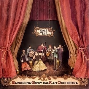 Hasta Siempre Comandante Barcelona Gipsy Balkan Orchestra Live Barcelona 2016 Youtube