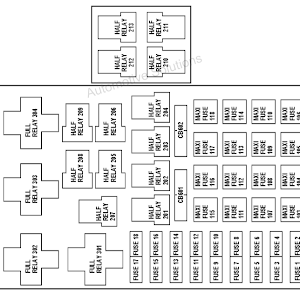 2001 F150 Fuse Box : 2001 F150 Fuse Box Wiring Diagram