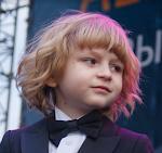 Elisey Mysin J S Bach Concert In F Minor Part 1 Tornado Elisey Mysin Blue Bird 5 Years Youtube