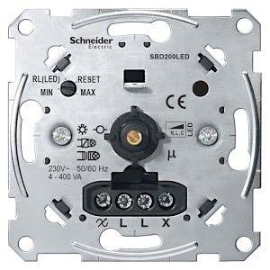 Schneider Electric Universele Led Dimmer Elektrototaalmarkt Nl Youtube