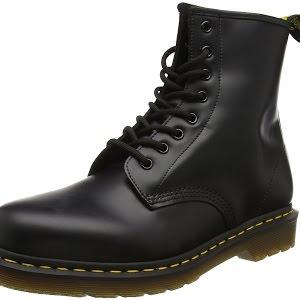 forno strisciamento Fa i lavori domestici  Top 5 Dr. Martens 1460 [2018]: Dr. Martens 1460 Originals 8 Eye Lace Up  Boot, Black Smooth Leather, - YouTube