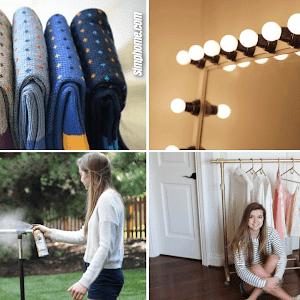 10 Diy Dressing Room Ideas Youtube