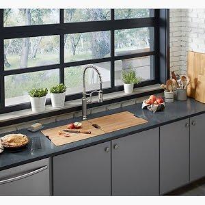 prolific stainless steel kitchen sink