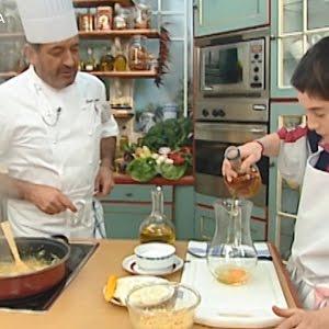 Debut Televisivo De Joseba Arguiñano Junto A Su Padre Hace 20 Años Youtube