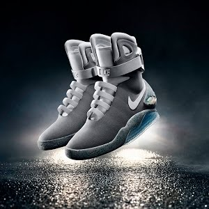 We wear-test the self-lacing Nike MAG