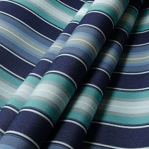 Video Of Sunbrella Saxon Cascade Awning Stripe Fabric 4884 0000 Youtube