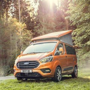 Ford Transit Custom Nugget Camper Youtube