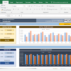 Sales Tracker Template from i.ytimg.com
