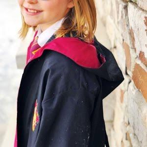 Hogwarts Wizard Robe Diy Free Pattern Youtube